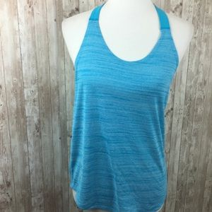 Nike Dry-Fit Blue Just Do It Tank Top